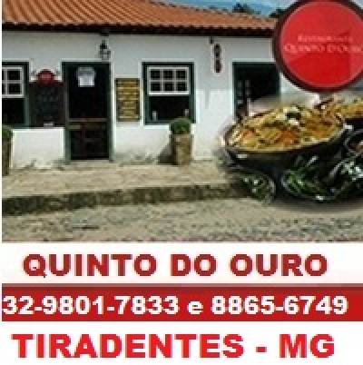 Restaurante Quinto do Ouro